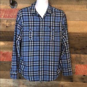 Timberland plaid flannel